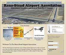 The Reno-Stead Airport Association, Reno, NV